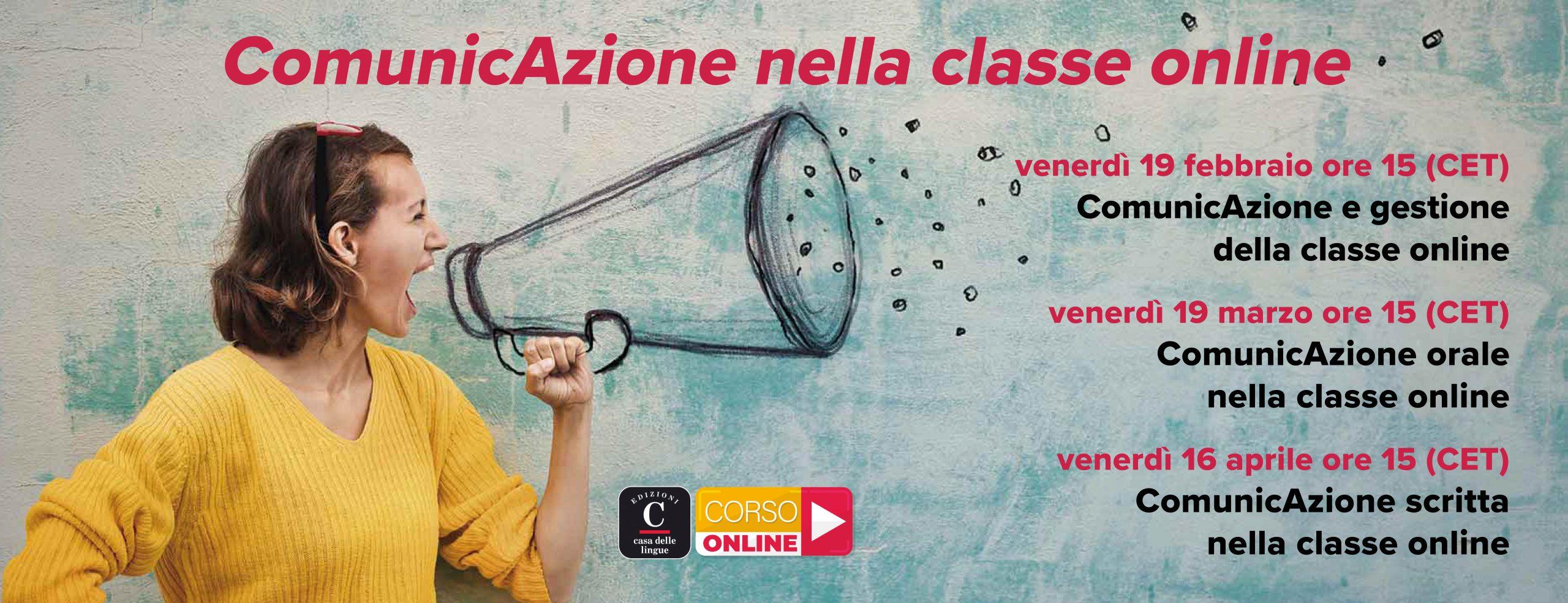 ComunicAzione nella classe online